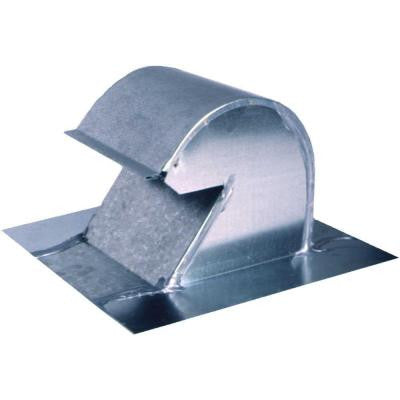 10 in. Goose Neck Vent - Roof Cap