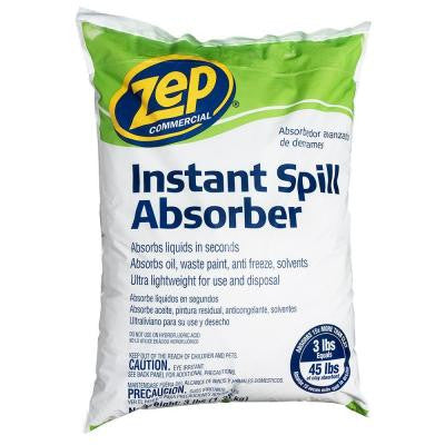 3 lbs. Instant Spill Absorber