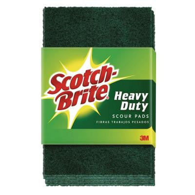 Heavy Duty Scour Pad (6-Count)
