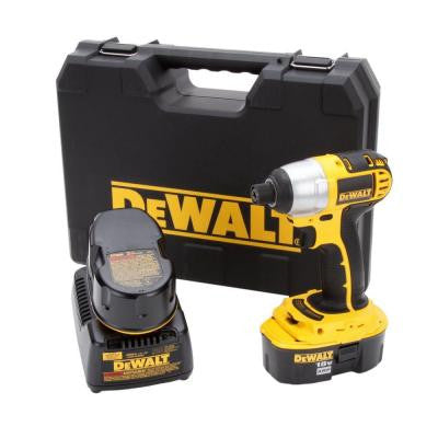 18-Volt XRP Ni-Cad 1/4 in. Cordless Impact Driver Kit