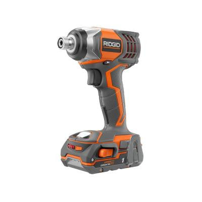 X4 Reconditioned 18-Volt Lithium-Ion Cordless Impact Driver Kit