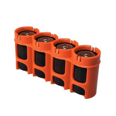 Slim Line C Battery Organizer and Dispenser