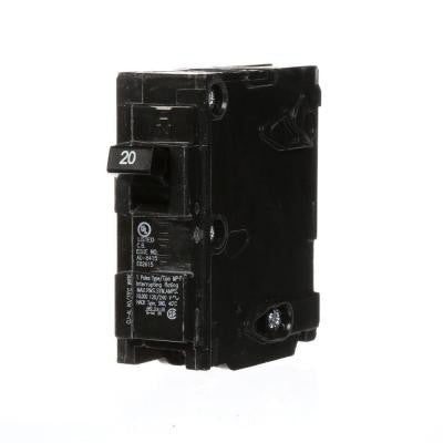 20 Amp Single-Pole Type MP-Circuit Breaker