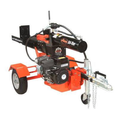 211cc 34-Ton Gas Log Splitter