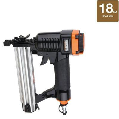 1-1/4 in. x 18-Gauge Brad Nailer with Quick Release
