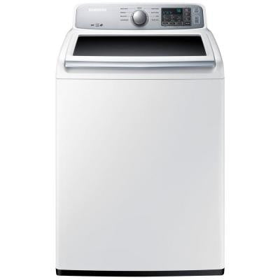 4.5 cu. ft. Top Load Washer in White, ENERGY STAR