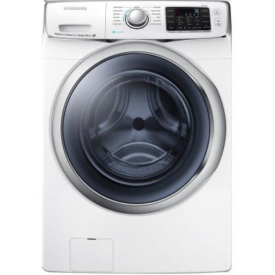 4.5 cu. ft. High-Efficiency Front Load Washer in White, ENERGY STAR