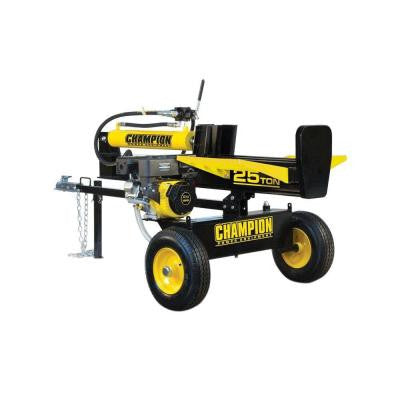 25-Ton 224cc Full Beam Gasoline Log Splitter