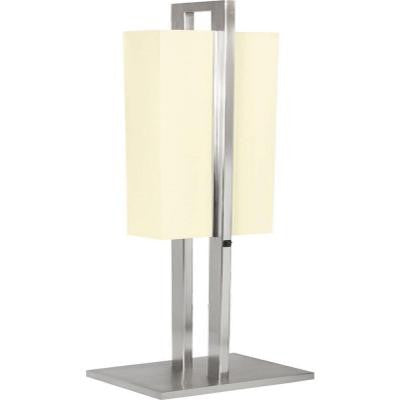 Century 72 in. Satin Nickel Floor Lamp