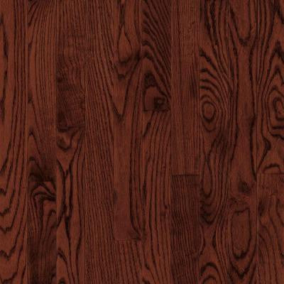 American Originals Brick Kiln Red Oak 3/4 in. Thick x 3-1/4 in. Wide Solid Hardwood Flooring (22 sq. ft. / case)