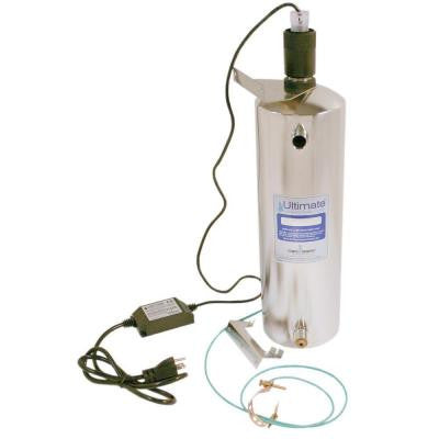 4 GPM Stainless Steel Germicidal Ultraviolet Water Purifier