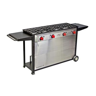 Somerset IV Outdoor 4-Burner Propane Gas Grill