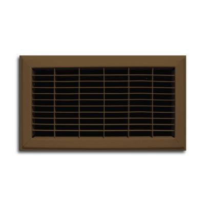 6 in. x 14 in. Heavy Duty Floor Air Return