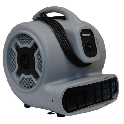 P-800 3/4HP High Velocity Air Mover