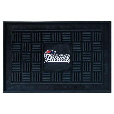 New England Patriots 19 in. x 30 in. Door Mat