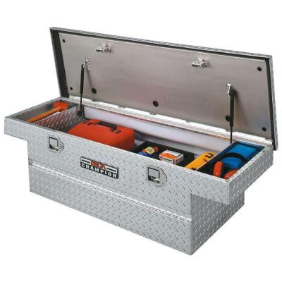 20-5/8 in. Delta Champion Aluminum Chest in Silver Metallic