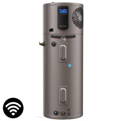 Performance Platinum 50 Gal. High Efficiency 12-Year Warranty Hybrid Electric Water Heater with Mobile Alerts