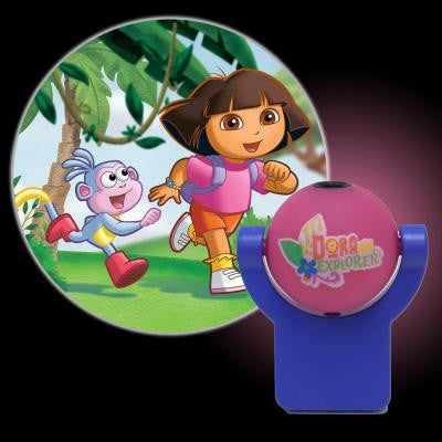 Dora the Explorer Plug-In Night Light