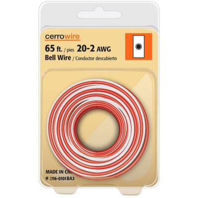 65 ft. 20/2 Bell Wire