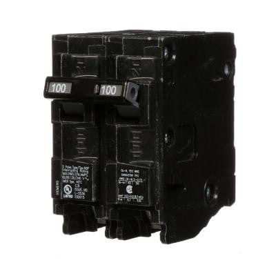 100 Amp Double-Pole Type HQP 65kA Circuit Breaker