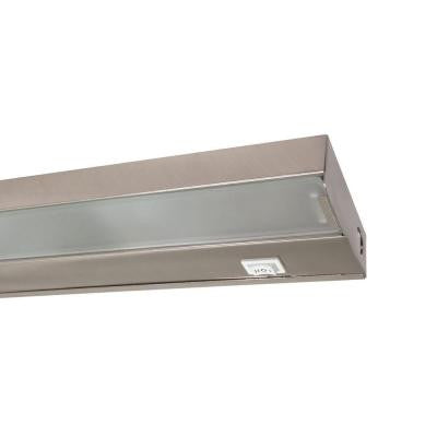 NICOR 30 in. Xenon Pewter Under Cabinet Light Fixture