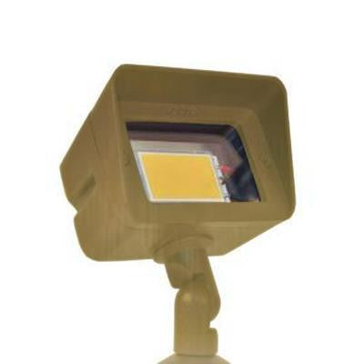 Centennial Outdoor LED Brass Directional Light