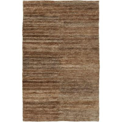Hadiya Beige 2 ft. x 3 ft. Indoor Area Rug