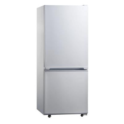 10 cu. ft. Bottom Mounted Freezer Refrigerator in White
