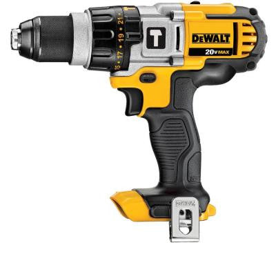 20-Volt Max Lithium-Ion 1/2 in. Hammer Drill/Drill Driver (Tool-Only)