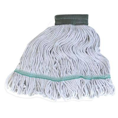 4-Ply Medium Cotton Blend Looped-End Mop (12-Pack)