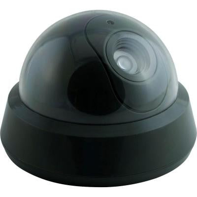 Decoy Security Camera with Flashing Red LED
