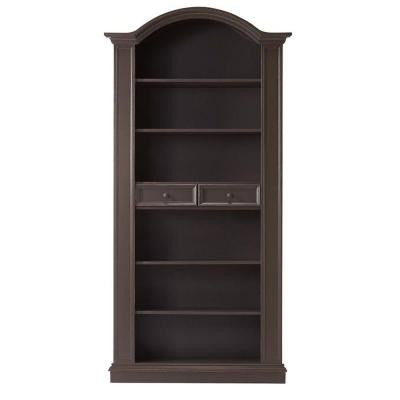 Christina Caffe Latte 6-Shelves Open Bookcase