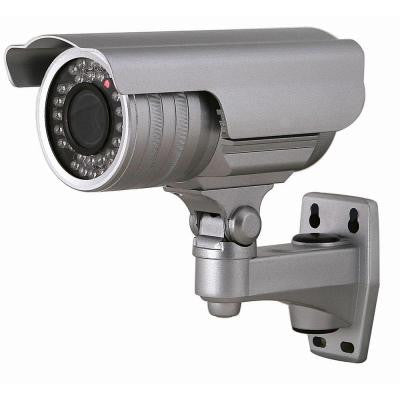 Wired Indoor/Outdoor Weatherproof IR Color Security Camera