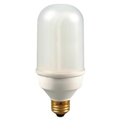 75W Equivalent Soft White (2700K) Outdoor Post Light CFL Bulb (E*)