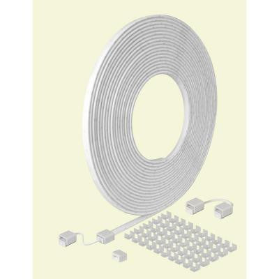 50 ft. LED Lighting Strip Indoor/Outdoor Extension Kit