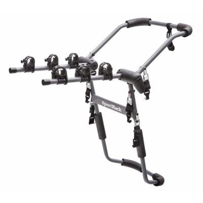 SportRack 3-Bike SUV and Van Mount Bike Rack