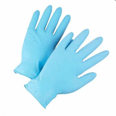 Disposable Nitrile Gloves (50-Count)