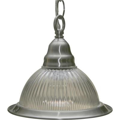 Roth 1-Light Brushed Nickel Interior Pendant