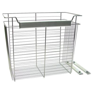 12 in. x 20 in. x 24 in. Wire Basket
