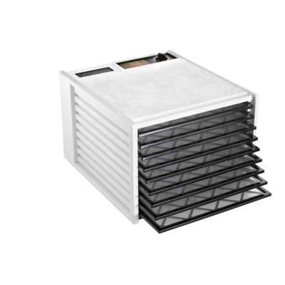 9 Tray Food Dehydrator in White