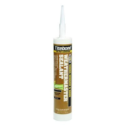 10.1 oz. WeatherMaster Black Sealant (12-Pack)
