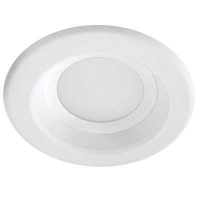 D-Series 4 in. 5000K White Dimmable LED Recessed Retrofit Kit
