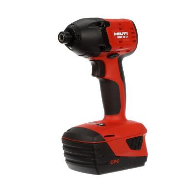 SID 18-Volt Lithium-Ion 1/4 in. Hex Cordless Impact Driver