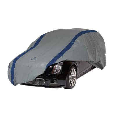 Weather Defender Station Wagon Semi-Custom Car Cover Fits up to 15 ft. 4 in.