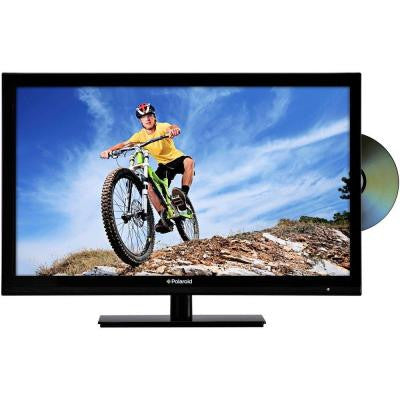 22 in. Widescreen Class LED 1080p 60Hz HDTV with Built-In DVD Player