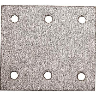 4 in. x 4-1/2 in. Assortment Abrasive Paper (6-Pack)