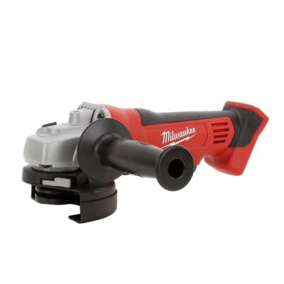 M18 18-Volt Lithium-Ion 4-1/2 in. Cordless Cut-Off/Grinder (Tool-Only)