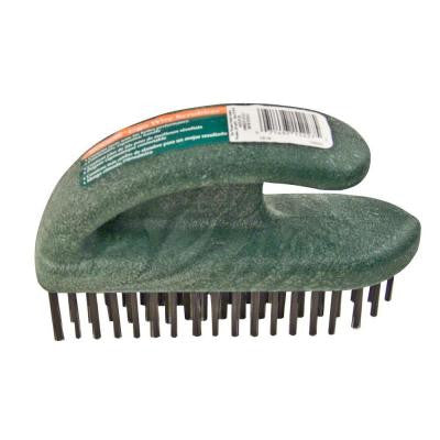 6-3/4 in. Ergo Wire Scrub Brush