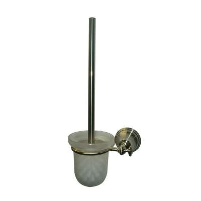 Triumph Series Toilet Brush in Brushed Nickel
