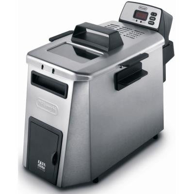 3 lb. Dual Zone Digital Deep Fryer